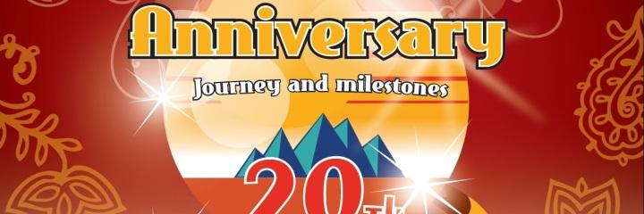 Shakti Celebrates 20 years!