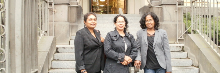 Shakti Australia founding members in Melbourne