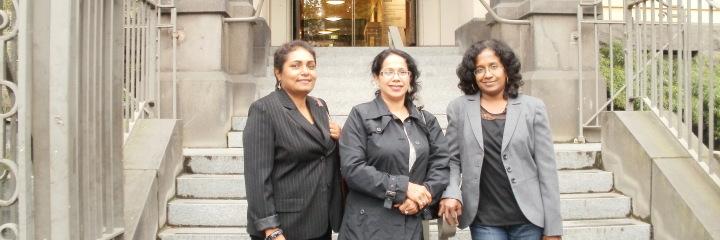 Shakti Australia founding members in Melbourne