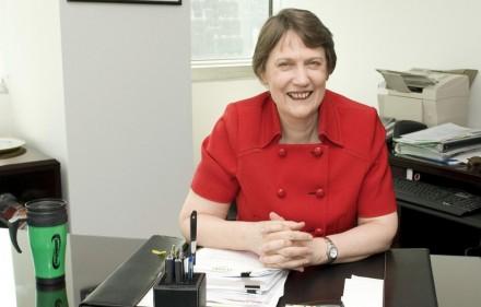Our patron, Helen Clark