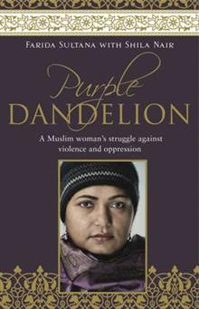 Purple Dandelion book cover